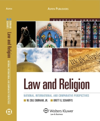 Image for Law and Religion: National, International, and Comparative Perspectives