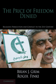 Image for The Price of Freedom Denied: Religious Freedom and Conflict in the 21st Century