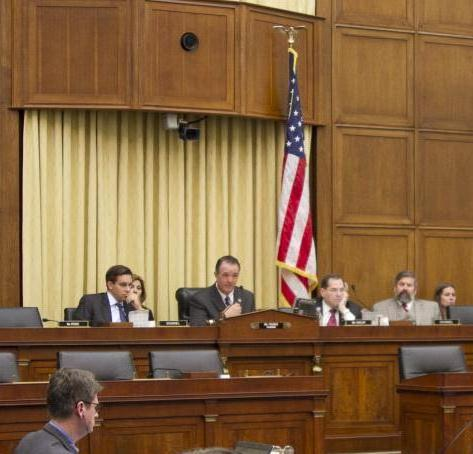 Image for House Judiciary Committee Hearing on The State of Religious Freedom