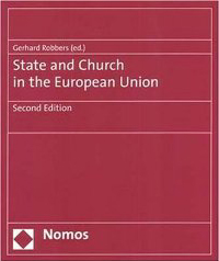 Image for State and Church in the European Union