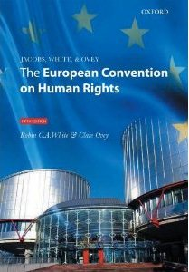 Image for Jacobs, White & Ovey: The European Convention on Human Rights