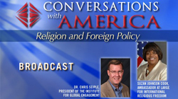 Image for Conversations with America: Religion and Foreign Policy