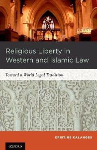 Image for Religious Liberty in Western and Islamic Law