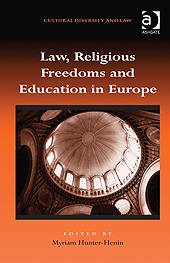 Image for Law, Religious Freedoms and Education in Europe