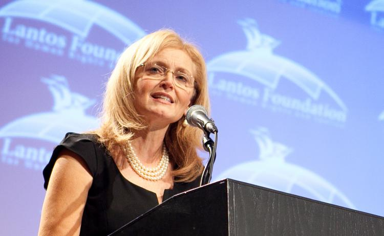 Image for Katrina Lantos Swett Appointed USCIRF Commissioner