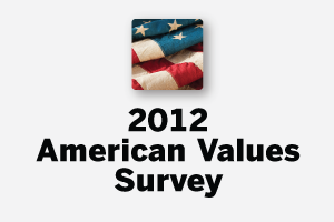 Image for 2012 American Values Survey