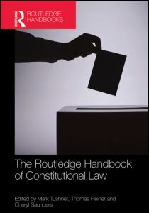 Image for The Routledge Handbook of Constitutional Law