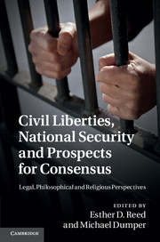 Image for Civil Liberties, National Security and Prospects for Consensus