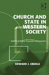 Image for The Church and State in Western Society