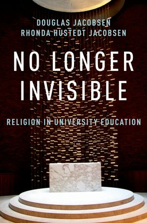 Image for No Longer Invisible: Religion in University Education