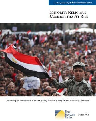 Image for First Freedom Center Report: Minority Religious Communities at Risk