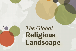 Image for The Global Religious Landscape – 18 December 2012