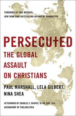 Image for Persecuted: The Global Assault on Christians