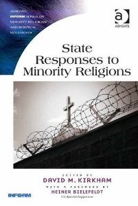 Image for State Responses to Minority Religions
