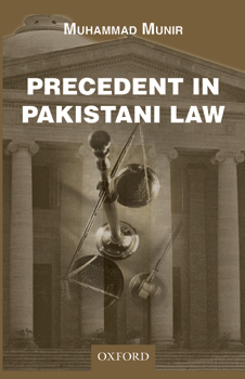 Image for Precedent in Pakistani Law