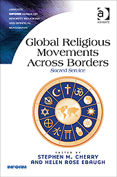 Image for Global Religious Movements Across Borders: Sacred Service