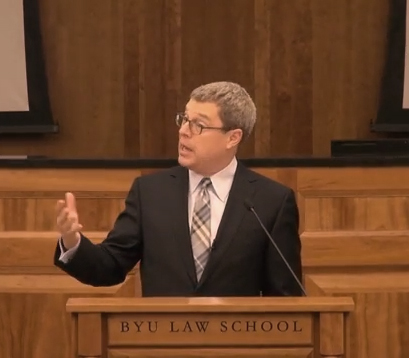 Image for Dean Brett Scharffs' World of Law Lecture: Religious Freedom