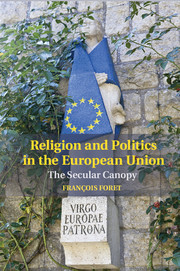 Image for Religion and Politics in the European Union: The Secular Canopy