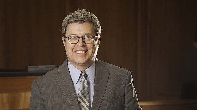 Image for Brett G. Scharffs Appointed Director of International Center for Law and Religion Studies
