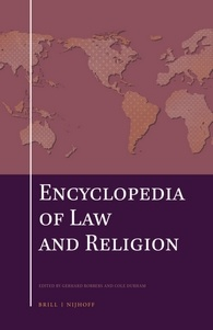 Image for Center Contributions: The Brill Encyclopedia of Law and Religion