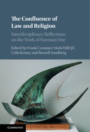 Image for The Confluence of Law and Religion: Interdisciplinary Reflections on the Work of Norman Doe