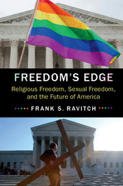 Image for Freedom's Edge: Religious Freedom, Sexual Freedom, and the Future of America