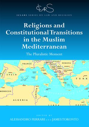 Image for Religions and Constitutional Transitions in the Muslim Mediterranean