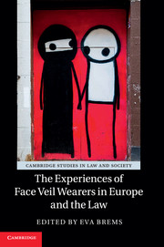 Image for The Experiences of Face Veil Wearers in Europe and the Law