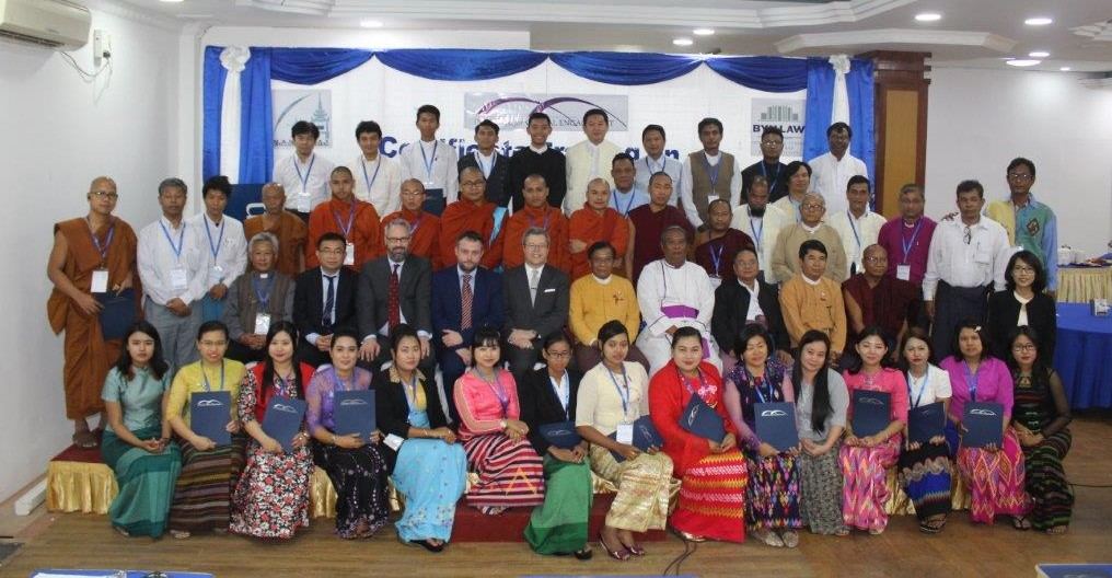 Image for ICLRS Partners with IGE and Mandalay Community Center for Training in Myanmar