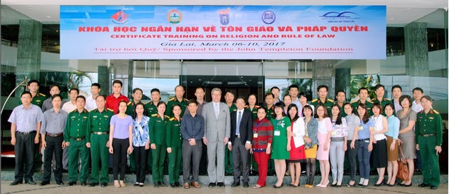 Image for ICLRS and IGE Partner for Religion & Rule of Law Program in Vietnam's Central Highlands