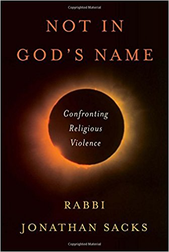 Image for Not in God's Name: Confronting Religious Violence
