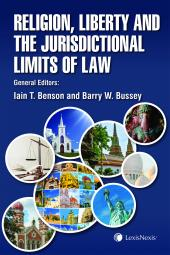 Image for Religion, Liberty and the Jurisdictional Limits of Law