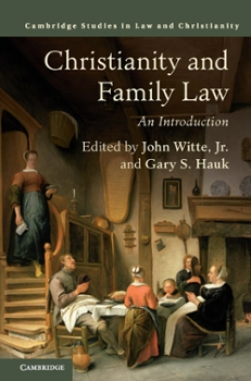 Image for Christianity and Family Law: an Introduction
