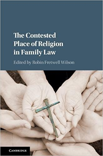 Image for The Contested Place of Religion in Family Law