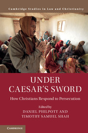 Image for Under Caesar's Sword: How Christians Respond to Persecution