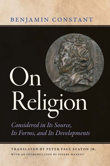 Image for On Religion: Considered in Its Source, Its Forms, and Its Developments (new English translation)