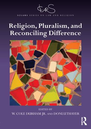 Image for Religion, Pluralism, and Reconciling Difference