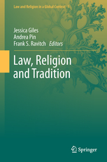 Image for Law, Religion and Tradition