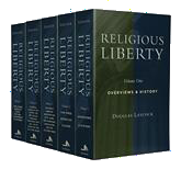Image for Religious Liberty (set of 5 volumes)