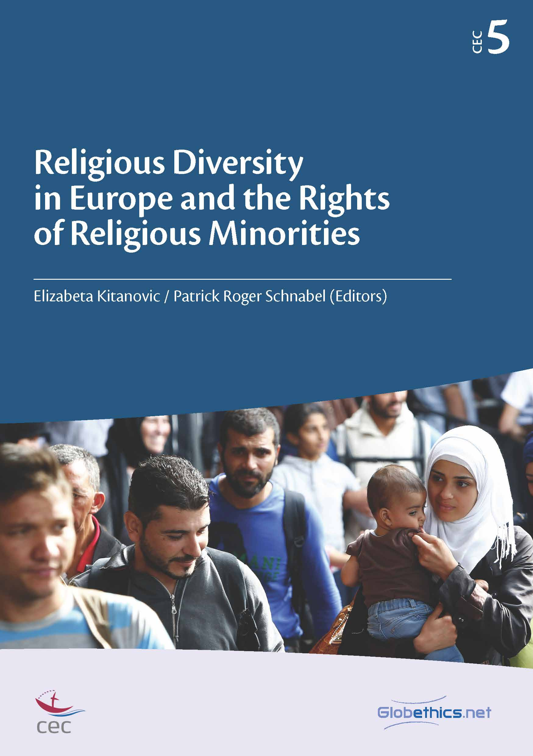 Image for Religious Diversity in Europe and the Rights of Religious Minorities